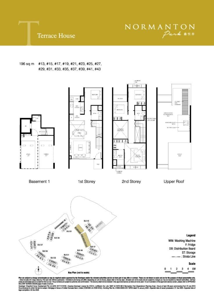 normanton park terrace house floor plan
